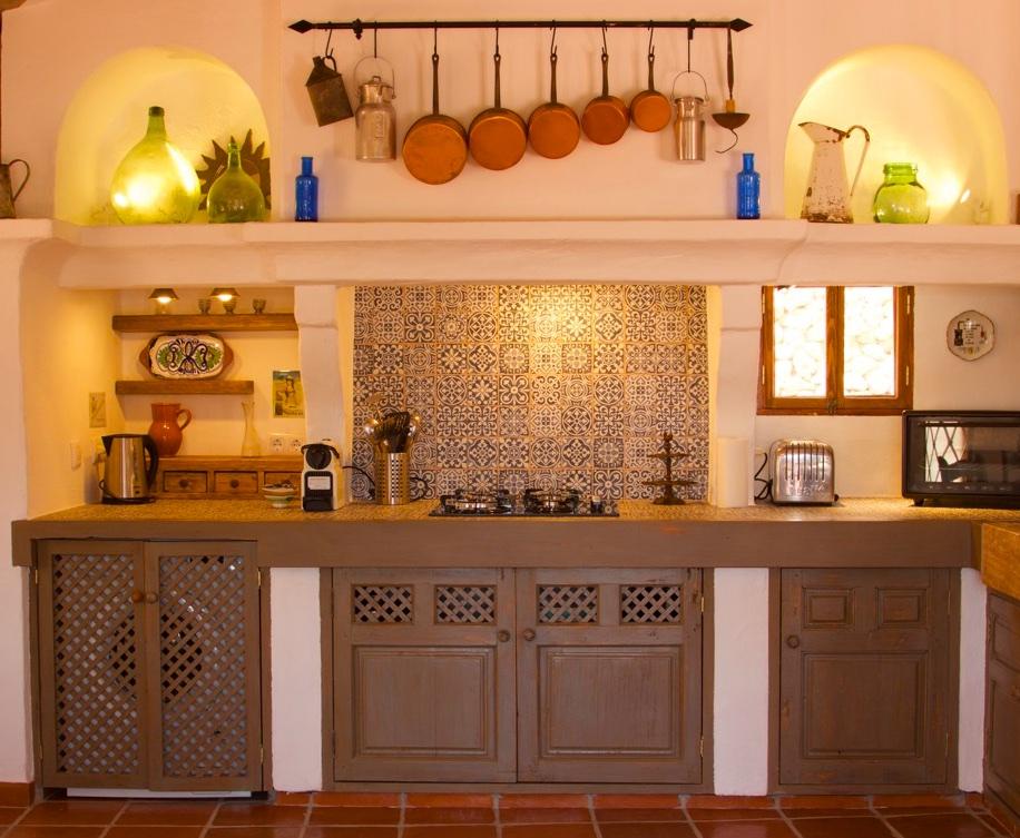 Alladino kitchen